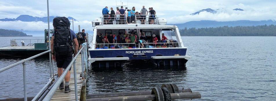 Milford Track - Otago Youth Adventure Trust - Milton Rotary Tramping